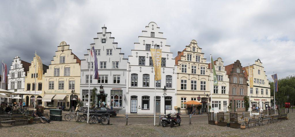 Panorama Friedrichstadt