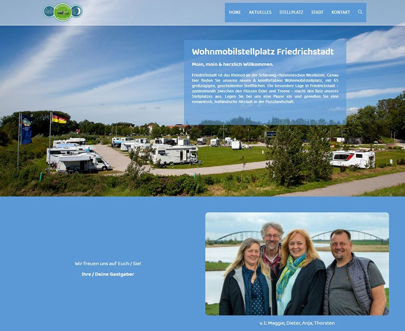 You are currently viewing Unsere neue Homepage